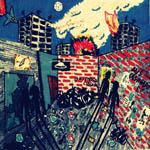 Gris Castigado – Cementerio lunar
